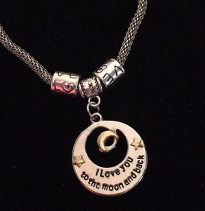 I love you to the moon and back bracelet for Sale in Denver, CO