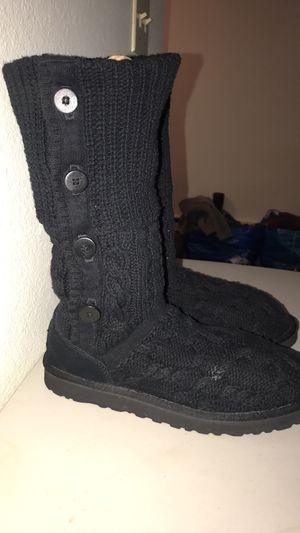 UGG AUSTRALIA Boots Size 9 Black for Sale in Portland, OR