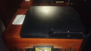 Sony Playstation 3 Slim with 1 controller & 5 games for Sale in Port Richey, FL