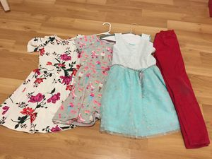 Girl's clothes and dresses (size 5-8) for Sale in San Diego, CA