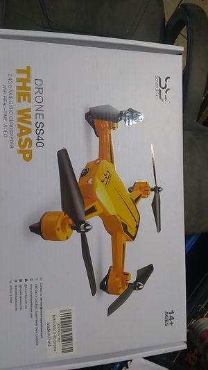 Scharkspark drone ss40 the wasp for Sale in North Las Vegas, NV