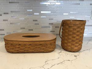 Longaberger baskets for Sale in Tamarac, FL