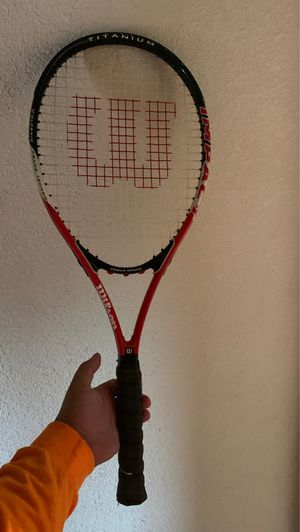 Tennis racket for Sale in Upland, CA