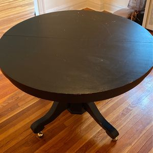 Black Kitchen Table for Sale in Baltimore, MD