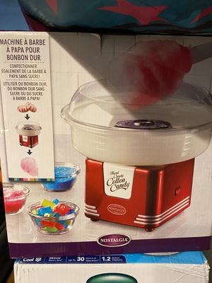 Cotton candy machine for Sale in Riverside, CA