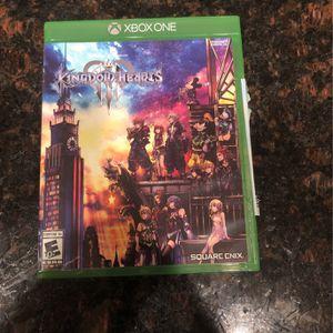 Kingdom Hearts III for Sale in Plano, TX