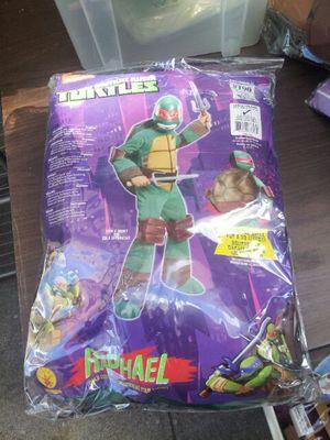 Ninja turtle deluxe costume for Sale in Bronx, NY