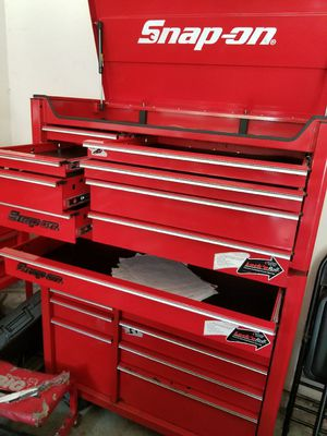 Snap on Tool Box Original Owner for Sale in Los Angeles, CA