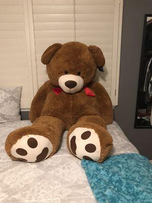 5 FOOT TALL - Stuffed Bear for Sale in Rancho Cucamonga, CA