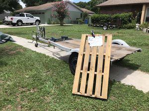 Boat trailer turn into something. 50 bucks come get it for Sale in Brandon, FL