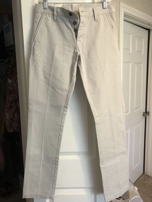 Levi's Men's Super Skinny Trouser New w/Tags for Sale in Houston, TX