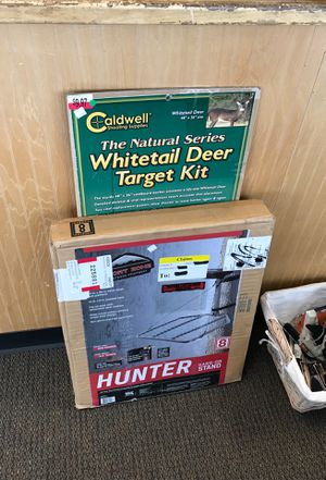 Outdoor tree stand for Sale in Sparks, NV