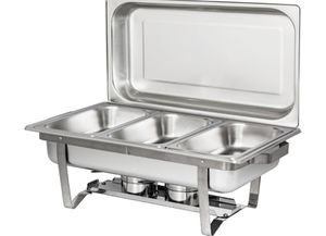 2 8Qt Stainless Steel Chafing Set for Sale in Bermuda Run, NC