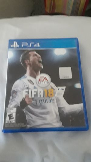 Fifa 18 brand new for Sale in Durham, NC