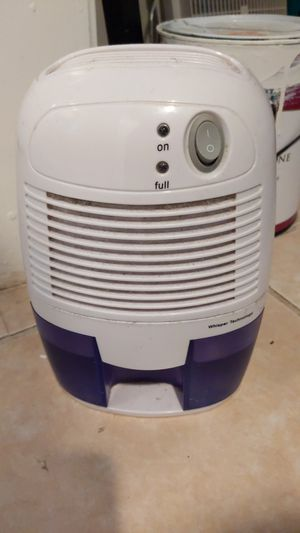 Mini dehumidifier for Sale in Takoma Park, MD