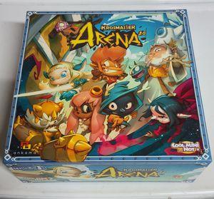 ($35) KROSMASTER ARENA 2.0 Board Game 100% Complete for Sale in Stockton, CA