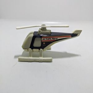 Vintage 1979 Tonka Air Traffic Patrol Helicopter Plastic Toy 534 BR6 for Sale in Elko New Market, MN