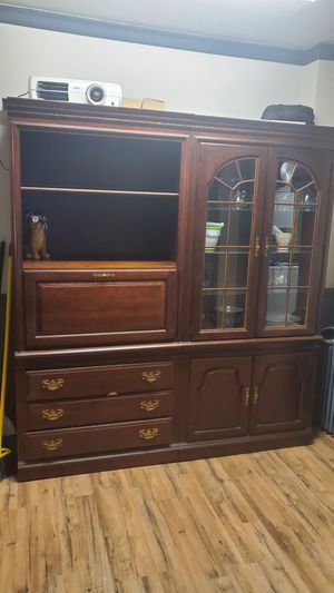 Pennsylvania house china cabinet and desk unit for Sale in Lewisburg, PA