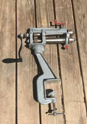 Peck Wilcox stow Metal bender seamer cutter for Sale in Reston, VA