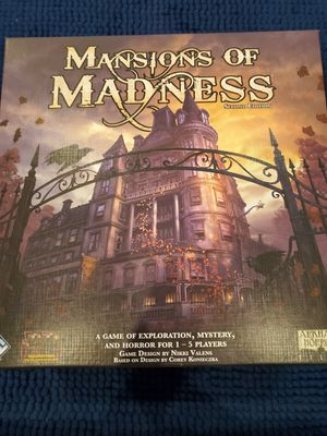 Mansion of Madness 2nd edition for Sale in Daly City, CA