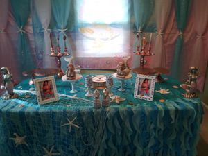 Mermaid party decoration for Sale in Manassas, VA