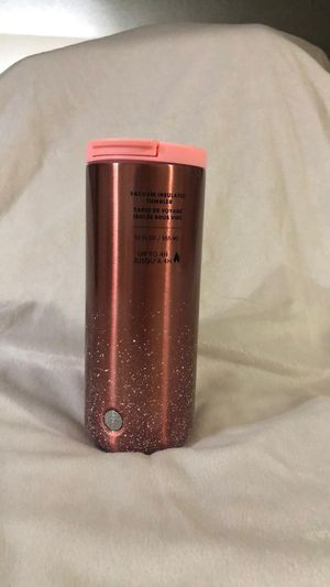 New Starbucks Insulated Rose Gold Tumbler for Sale in Glendale, CA