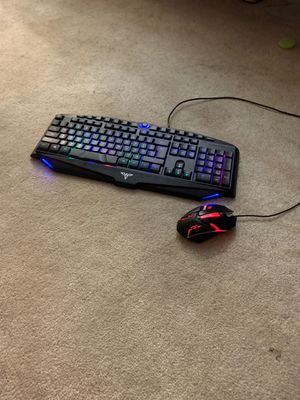 LED Keyboard And Mouse for Sale in Silver Spring, MD