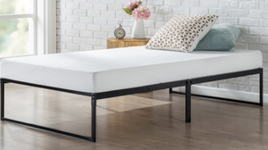 Frame and mattress for twin bed, new in box, we deliver for Sale in Lexington, KY