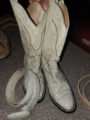 Botas de Avestruz for Sale in Penitas, TX