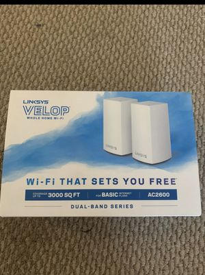 Linksys mesh WiFi router for Sale in Hayward, CA