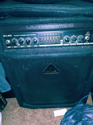 Behringher BXL-1800 2 Channel Bass Combo for Sale in Randleman, NC