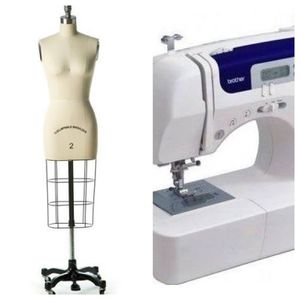 Dress form and sewing machine for Sale in Miami Springs, FL