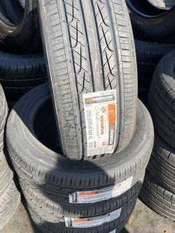 205/55/16 SET OF 4 NEW TIRES HANKOOK for Sale in Downey,  CA