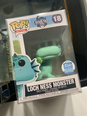Loch Ness Monster Funko Pop for Sale in Pleasanton, CA