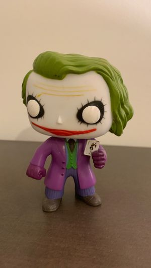 Joker Funko Pop Action Figure Collectible for Sale in San Diego, CA