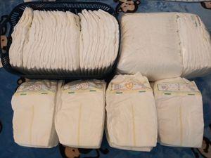 PAMPERS & HUGGIES diapers for Sale in San Diego, CA