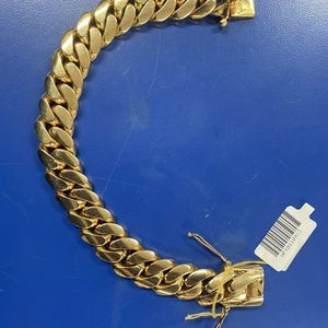 14kt 183 Grams Cuban Link for Sale in West Palm Beach, FL