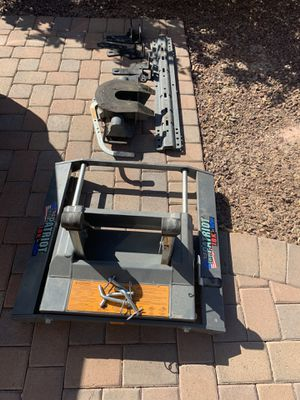 Patriot 18k sliding fifth wheel hitch in great condition! for Sale in Queen Creek, AZ