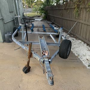 Jet ski trailer Double for Sale in Hollywood, FL