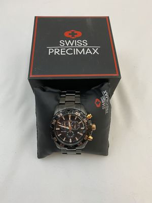 New Men's Swiss Precimax Watch - $40 for Sale in Lake Forest, CA