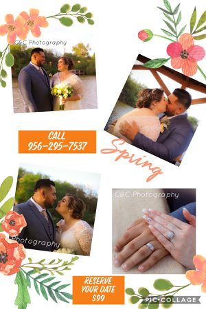 Getting married? Need a photographer? for Sale in Harlingen, TX