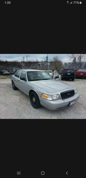 Crown Victoria Police Interceptor p71 for Sale in Lakewood, CO