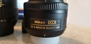 Nikkor 35mm f/1.8 for Sale in Brooklyn, NY