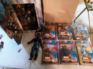Galactus and Sentinel BAF Lot Marvel Legends Action Figures for Sale in Houston, TX