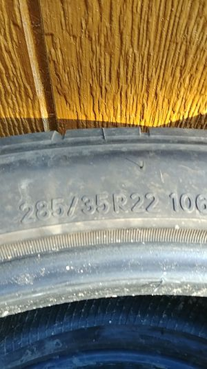 Not to nt555 good tires 22s for Sale in Princeton, WV