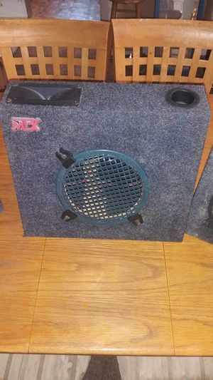 8 inch kicker boxes for Sale in Columbus, OH