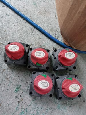 Battery switches for Sale in North Miami Beach, FL