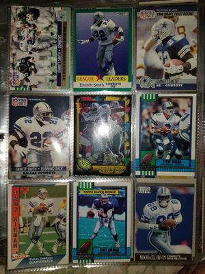 Cowboys sports cards for Sale in Chicago, IL