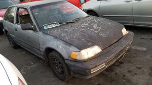 1991 Honda Civic Hatchback 5 speed for Sale in Hazard, CA