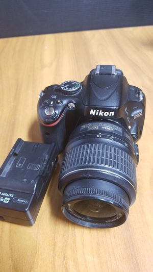 Nikon Digital Camera- SLR D5100 Camera Set with Lense and Battery Charger for Sale in Los Angeles, CA